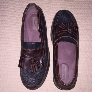 Sperrys all leather men's loafers